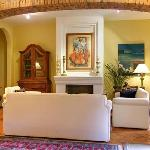 Unwind or enjoy visitors in the common living area.