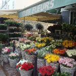 rue cler fleur