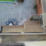 Terrasse piscine!