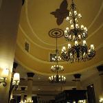 main restaurant Colonial
