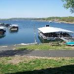 Lakeside Resort Boat Dock & Boat Ramp