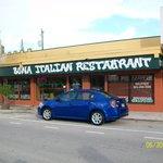 Bona Pizza street view