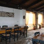 Portico - Sala colazione
