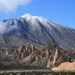 Der Berg Teide