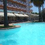 Der Hotel-Pool
