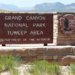 Der Weg zum Grand Canyon