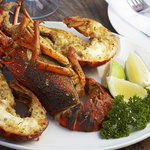 Popular South Africa Seafood - the Cape Crayfish