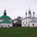 Kirchen von Susdal