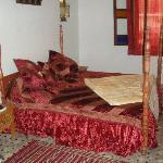 ecco la foto della camera dove ho dormito....