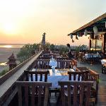 Rooftop Restaurant Terras