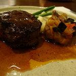 Tenderloin Steak with Veal Juice