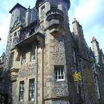 Ein architektonisches Juwel: das Lady Stair's House abseits der Royal Mile