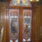 Copper King front door