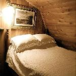 Sleep tight in the cozy, fresh comfort of the loft...