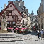 Main Square in Dijon