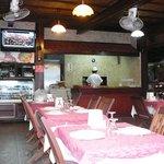 Pedesa, the restaurant