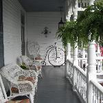 Perfect for Morning Coffee on front porch