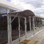 Lazaats Restaurant Marquee - Cottingham