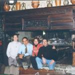Aufnahme von 96 mit Lars und Alexandro de Vito