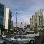 city atmosphere