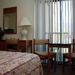 Spacious and clean, our rooms have 1 or 2 queen and some have kitchens.