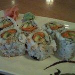 spicy beach roll
