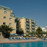 mandali hotel from pool
