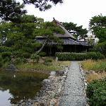 Gartengebäude