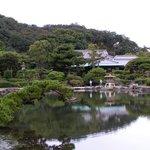 Wandelgarten mit Teich