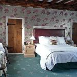 My well appointed room at Catton Old Hall