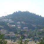 balcony view of malgrat hills