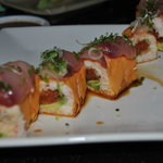 Riceless roll (special menu item)