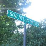 Street sign on the corner