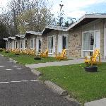 Ramada Provincial Motel Rooms
