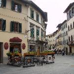 Main street,San Casciano