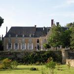 Chateau from garden