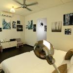 The Studio - twin sharing room
