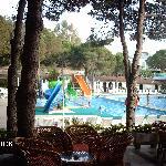Zeer mooie ligging, moe groen en dicht bij zee.Knusse zwembaden, leuke terrasje.Zeer vriendelijk