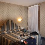 Bedroom at Villa Igea