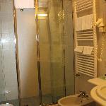 Bathroom at Villa Igea