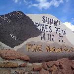 Gipfelschild