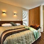 Master Apartment bedroom