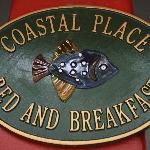 Coastal Place sign