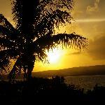 Coucher du soleil à Matanzas