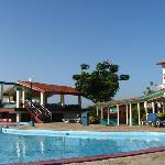 La piscine du Canimao