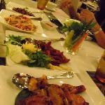 Isan Dinner