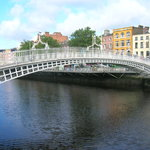Dublin's bridge