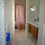 Salle de bain - Chambre Duchess