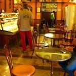 Bar Reno, la colazione