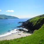 The gorgeous strand of the Great Blasket island!